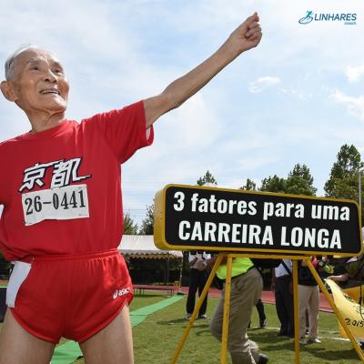3 fatores para uma carreira longa - Coaching Esportivo - Linhares Coach