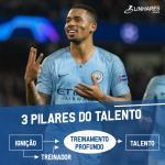 3 Pilares do Talento - Coaching Esportivo - Linhares Coach