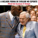 A melhor forma de evoluir no esporte - Coaching Esportivo - Linhares Coach