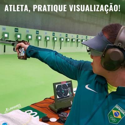 ATLETA, PRATIQUE VISUALIZAÇÃO - Coaching Esportivo - Linhares Coach