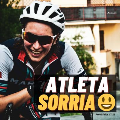 Atleta sorria - Coaching Esportivo - Linhares Coach