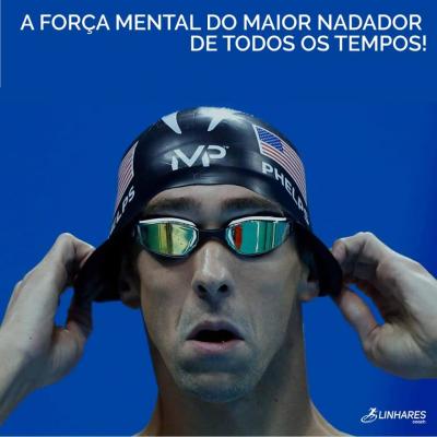 A FORÇA MENTAL DO MAIOR NADADOR DE TODOS OS TEMPOS!